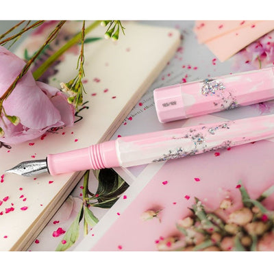 Benu Euphoria Fountain Pen - Spring Bloom (Limited Edition)