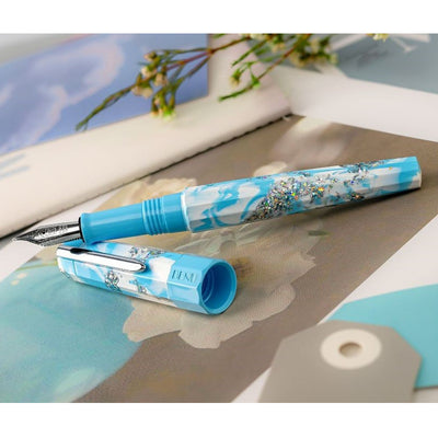 Benu Euphoria Fountain Pen - Spring Sky (Limited Edition)