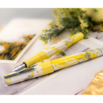 Benu Euphoria Fountain Pen - Spring Sun (Limited Edition)