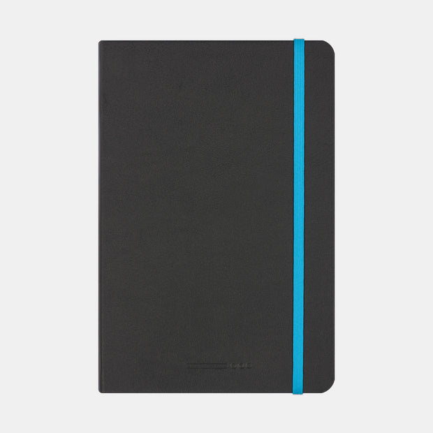Endless A5 Hardcover Notebook - Infinite Space - Graph