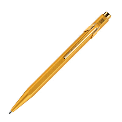 Caran d'Ache 849 Ballpoint Pen - Gold Bar