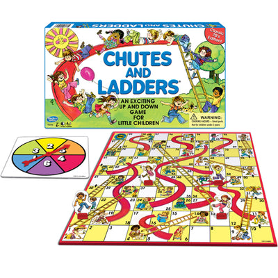 Chutes and Ladders - Classic Edition