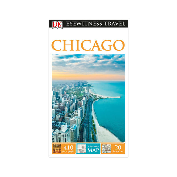DK Eyewitness Travel Guide - Chicago