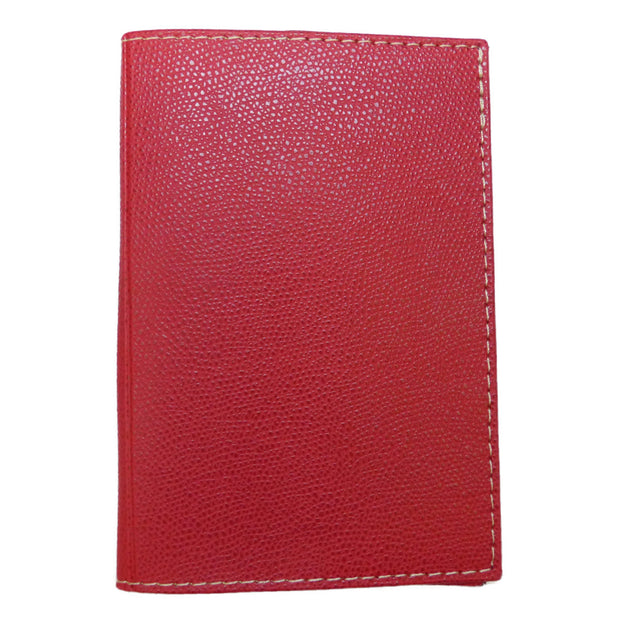 Quo Vadis Prenote - Club Cover - Red