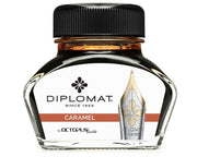 Diplomat 30ml Bottled Ink - Caramel