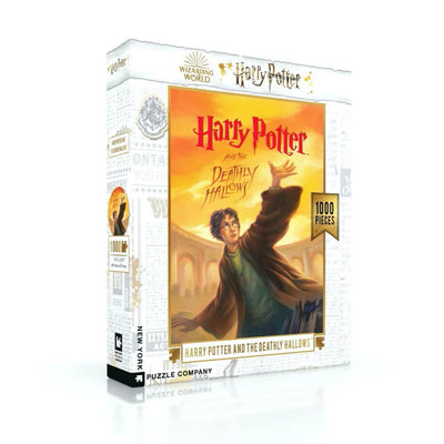Harry Potter Deathly Hallows Puzzle