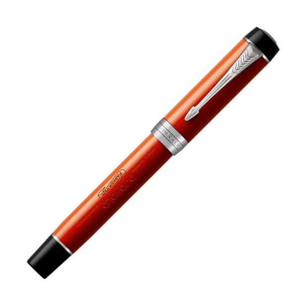 Parker Duofold Fountain Pen - Classic Big Red