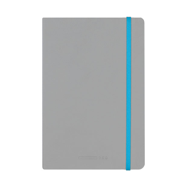 Endless A5 Hardcover Notebook - Mountain - Ruled