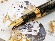 Esterbrook Gold Rush Estie Fountain Pen - Prospector Black (Special Edition)