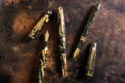 Esterbrook Gold Rush Estie OS Fountain Pen - Prospector Black (Special Edition)