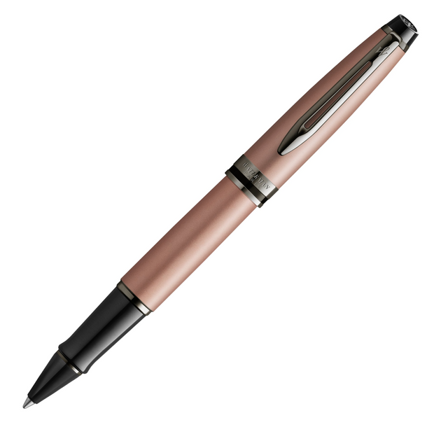 Waterman Expert Rollerball Pen - Metallic Rose Gold (Special Edition)