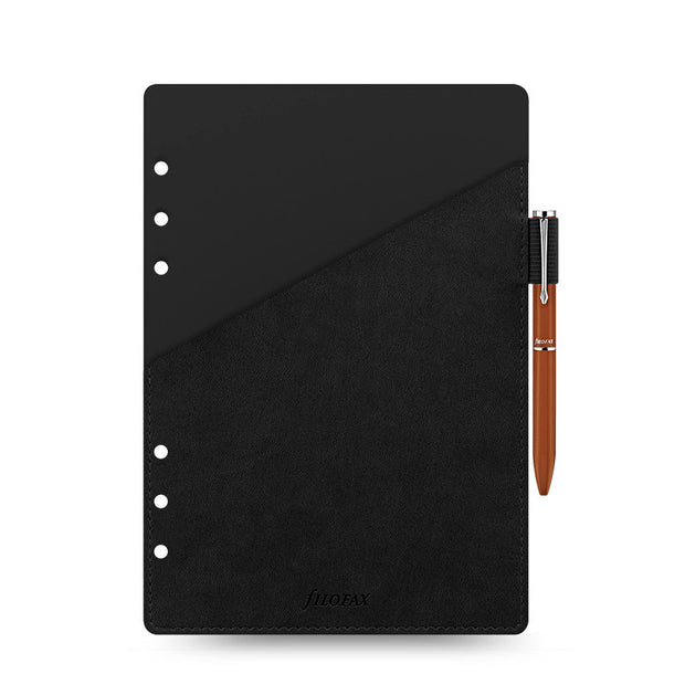Filofax Black Pen Loop - A5