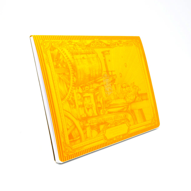 Ferris Wheel Press The Olde Unionville Notepad - Gold