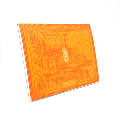 Ferris Wheel Press The Olde Unionville Notepad - Orange