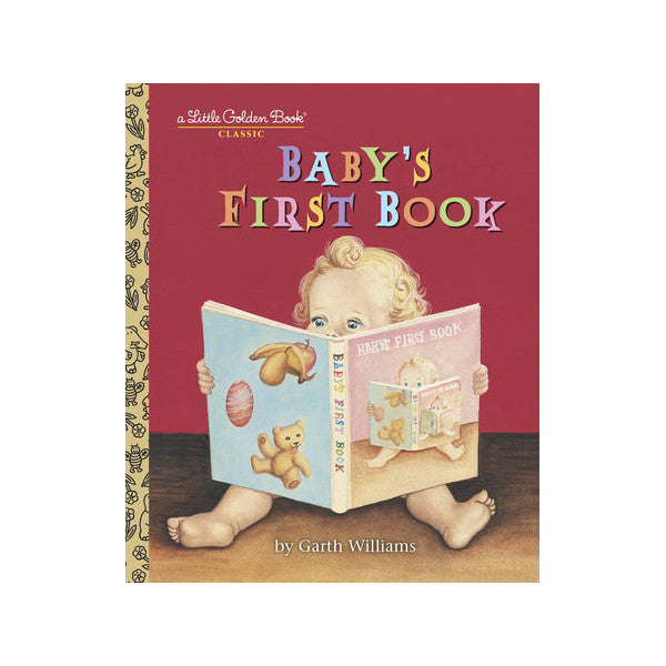 Little Golden Book - Baby's First Book
