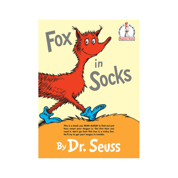 Dr. Seuss - Fox In Socks