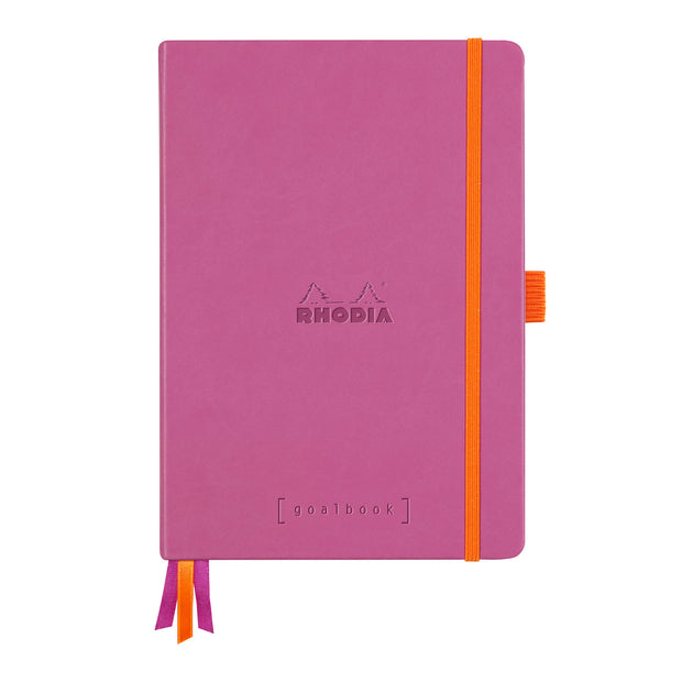 Rhodia Hardcover Goalbook - Lilac
