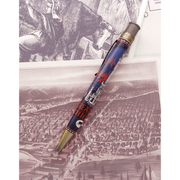 Retro 51 Great Chicago Fire Rollerball Pen - Atlas Stationers Exclusive