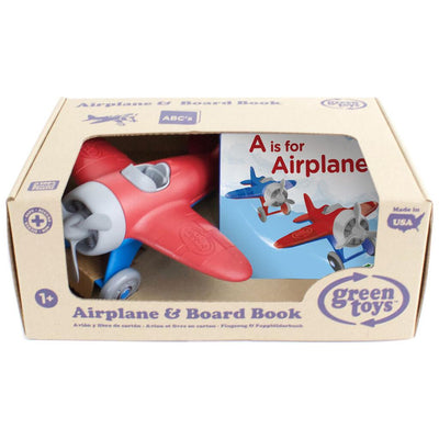Airplane and Board Book Set