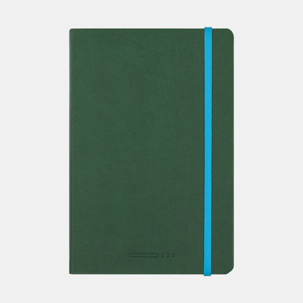 Endless A5 Hardcover Notebook - Forest Canopy - Blank