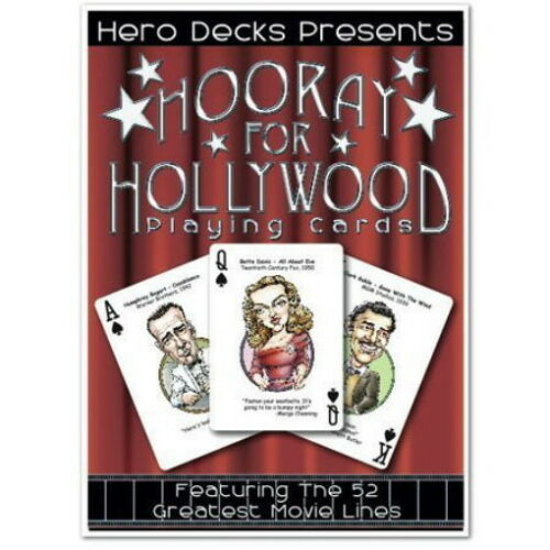 Hero Decks - Hooray For Hollywood