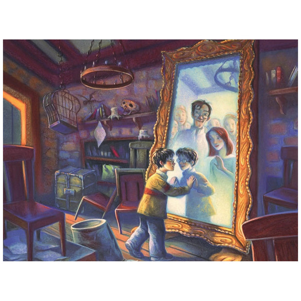 Harry Potter Mirror of Erised Puzzle