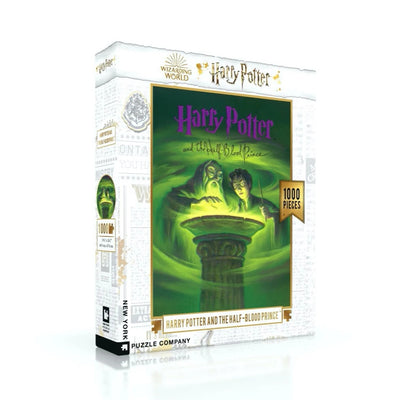 Harry Potter Half-Blood Prince Puzzle