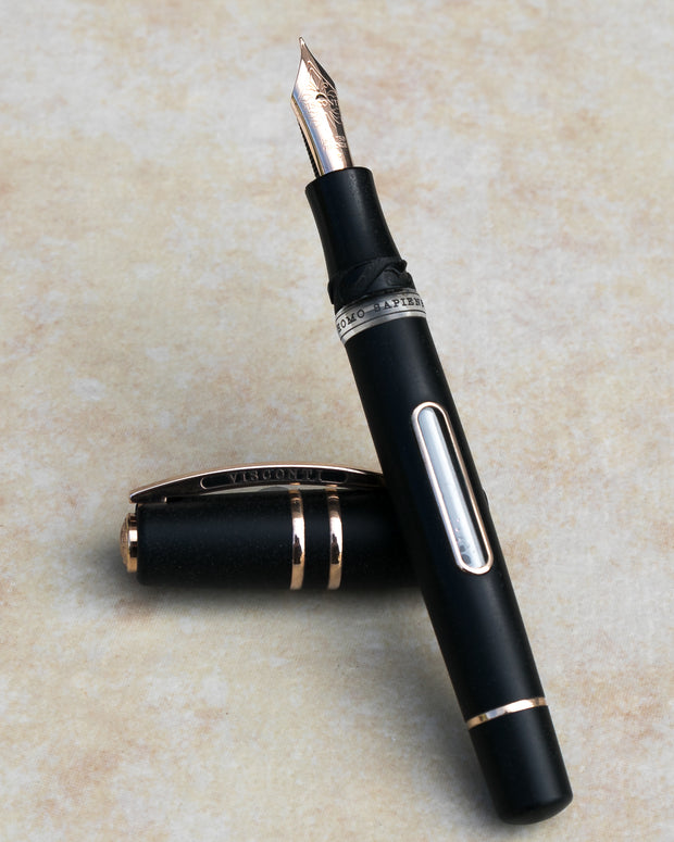 Visconti Homo Sapiens Fountain Pen - Skylight