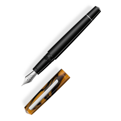 Tibaldi Infrangible Fountain Pen - Chrome Yellow
