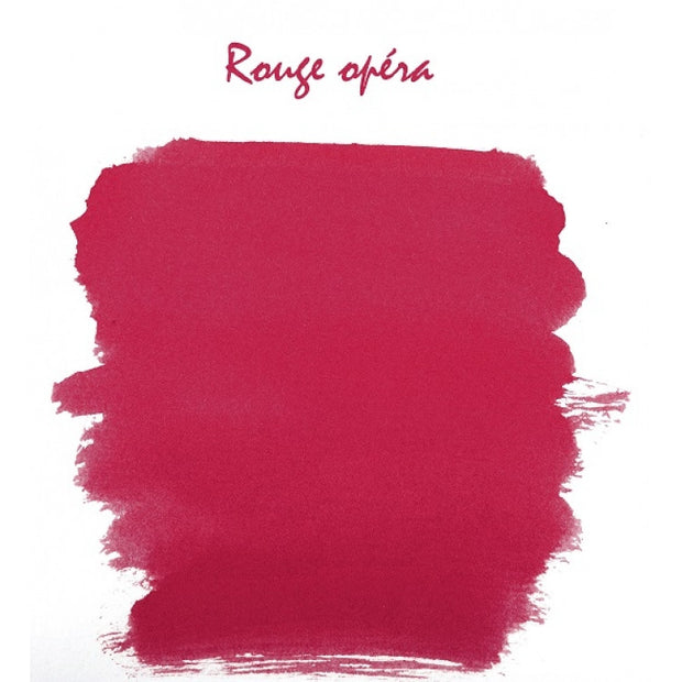Herbink Ink Cartridges - Rouge Opera
