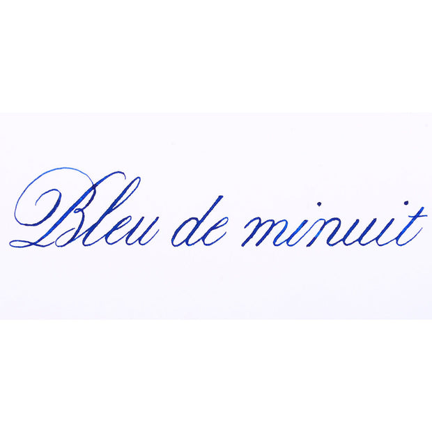 Jacques Herbin Essential - Bleu De Minuit - 50ml Bottled Ink