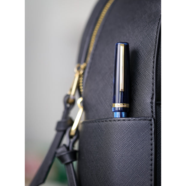 Esterbrook JR Pocket Fountain Pen - Capri Blue