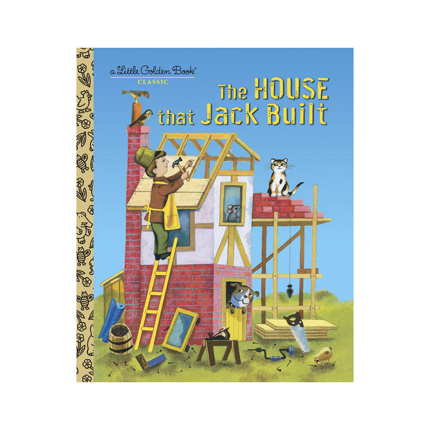 Little Golden Book - The House That Jack Built