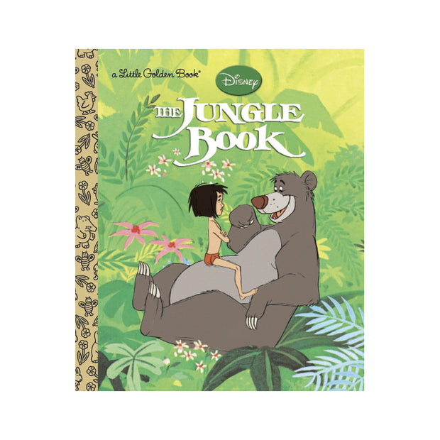 Little Golden Book - The Jungle Book