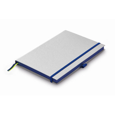 Lamy Hardcover Notebook - A5 - Ocean Blue