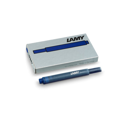Lamy T10 Ink Cartridges - Blue/Black
