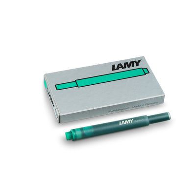 Lamy T10 Ink Cartridges - Green