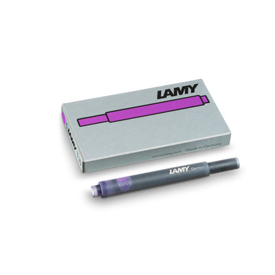 Lamy T10 Ink Cartridges - Violet