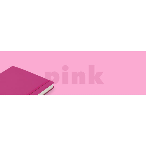 Lamy Softcover Notebook - A5 - Pink