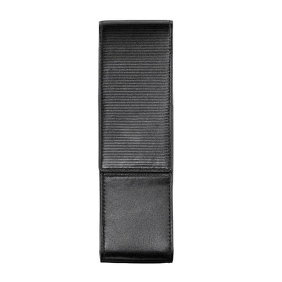 Lamy Nappa Leather Two Pen Pouch - Black