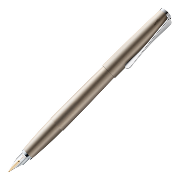 Lamy Studio Fountain Pen - Palladium