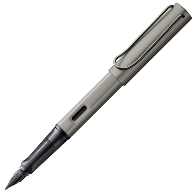 Lamy LX Fountain Pen - Ruthenium