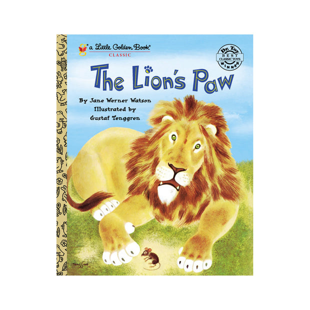 Little Golden Book - The Lion's Paw