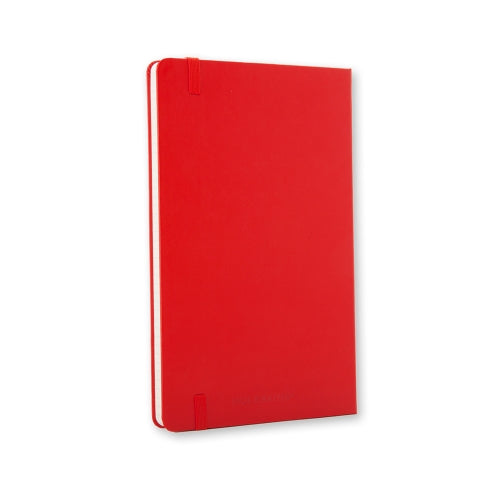 Moleskine Classic Notebook - A5 - Graph - Red