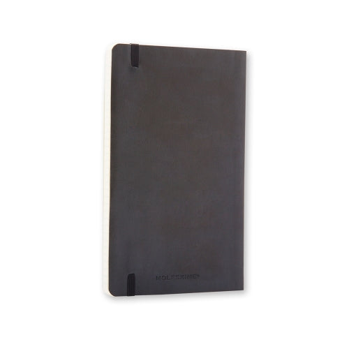 Moleskine Classic Notebook -  Softcover A5 - Plain - Black