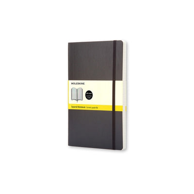 Moleskine Classic Notebook -  Softcover A6 - Graph - Black
