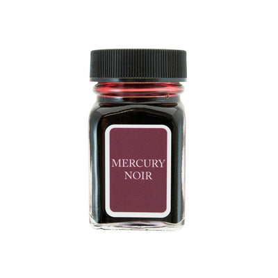 Monteverde Mercury Noir - 30ml Bottled Ink