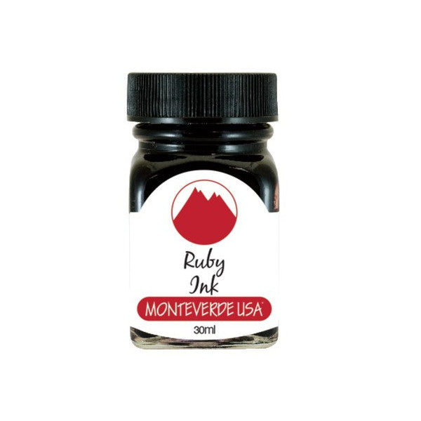 Monteverde Ruby  - 30ml Bottled Ink
