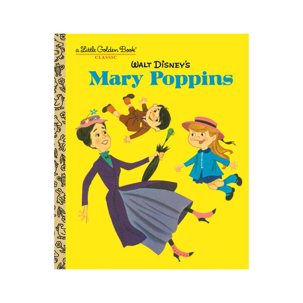 Little Golden Book - Marry Poppins