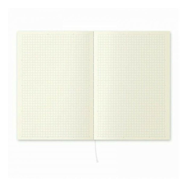 Midori MD Notebook Journal - Grid - A5